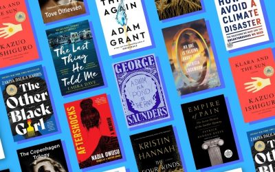 12 BEST BOOKS OF 2021, ACCORDING TO EVERYONE