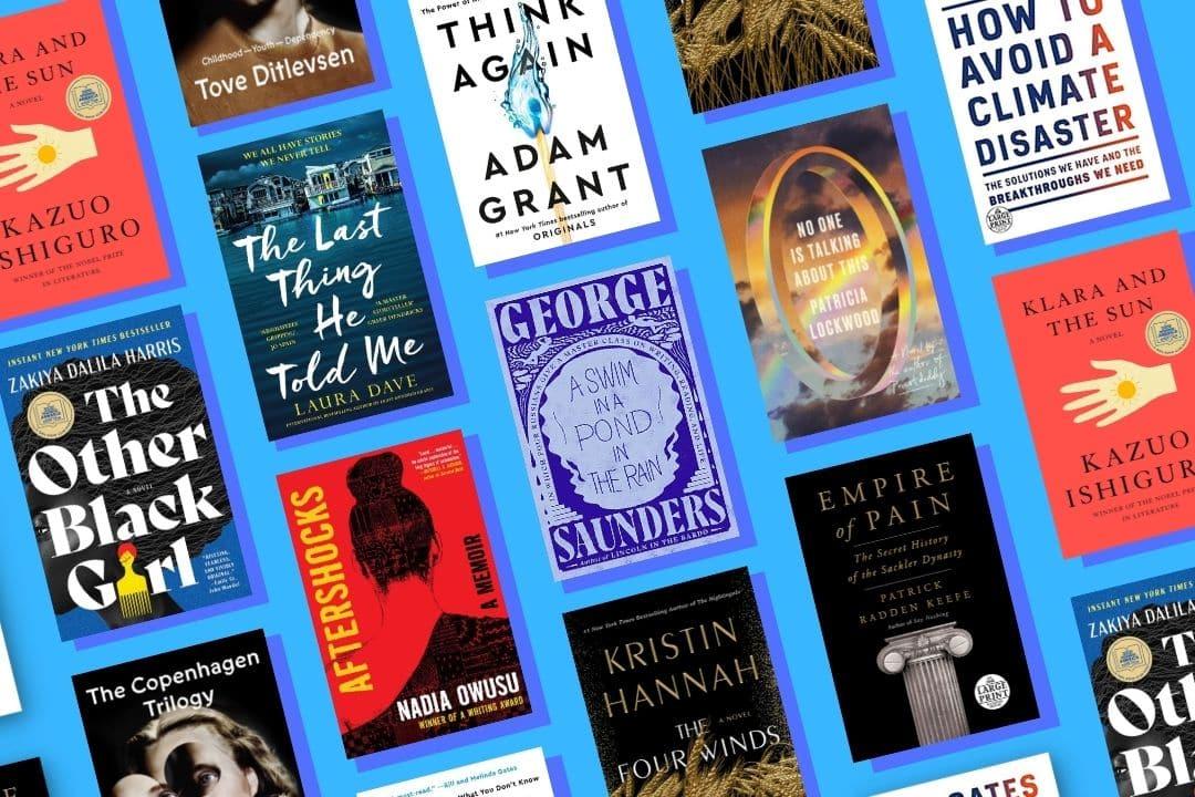 best books 2021 goodreads times