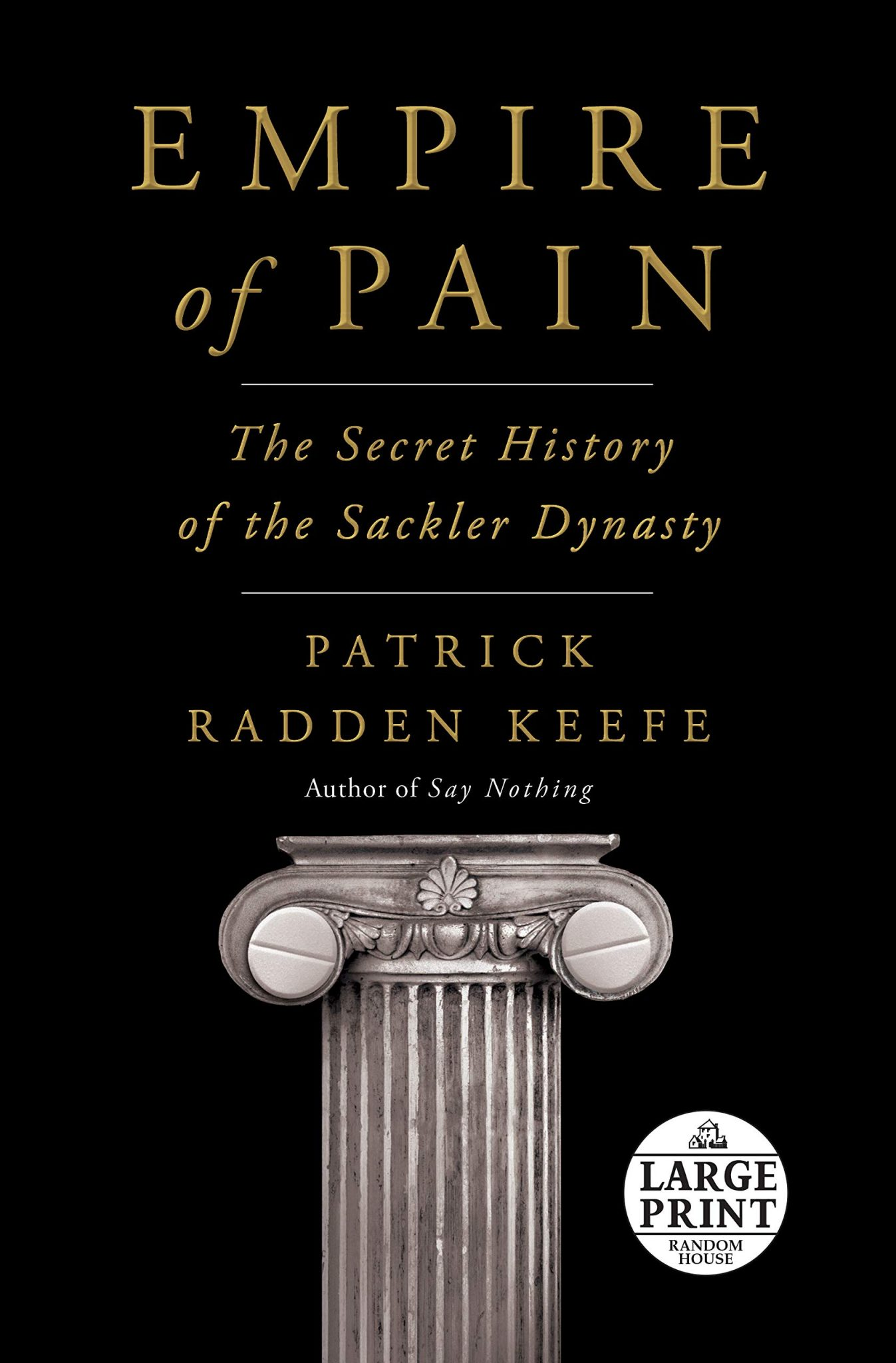 empire of pain 2021 books