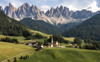 DOLOMITES, ITALY: 10 PLACES YOU MUST VISIT