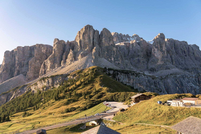 Sella Gardena Pass