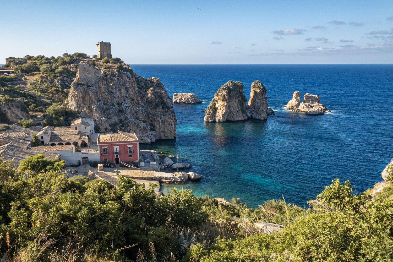 Tonnara di Scopello, Sicily