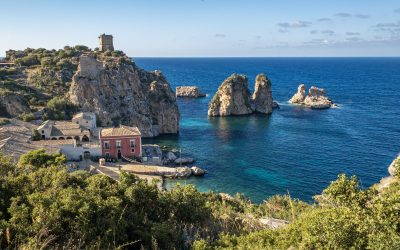 A QUICK GUIDE TO VISITING SCOPELLO & THE 'TONNARA', SICILY