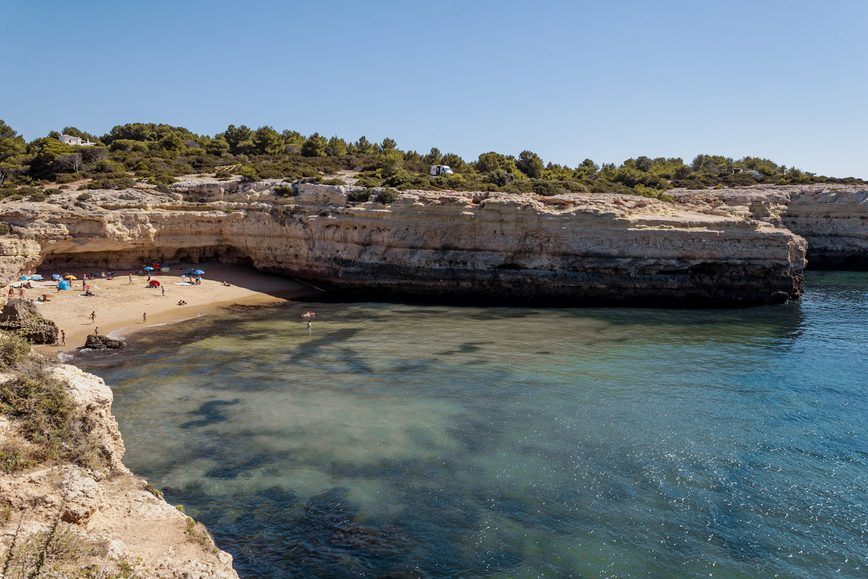 albandeira best beaches portugal algarve