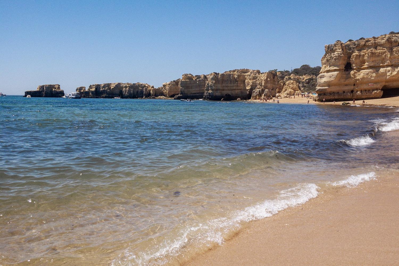 praia coelha best beaches portugal algarve
