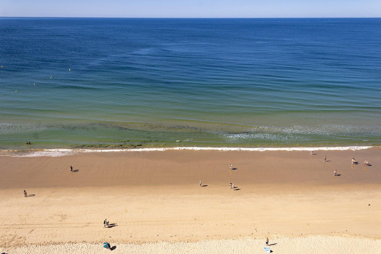 praia falesia best beaches portugal algarve